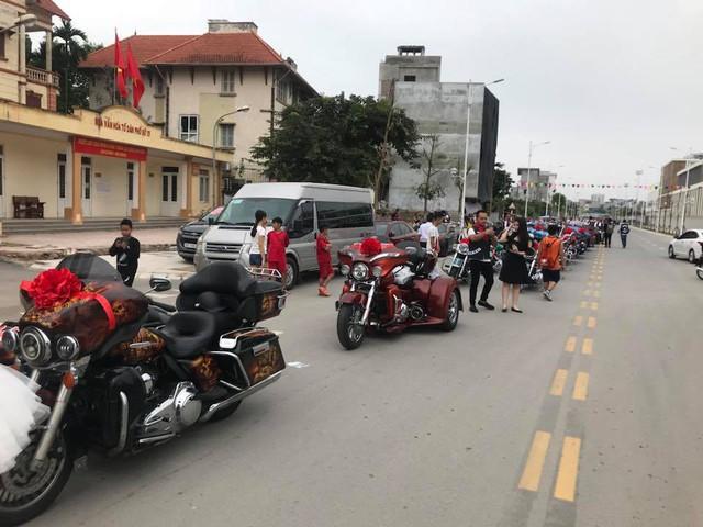 Dân chơi khét tiếng Việt Nam tổ chức đám cưới quy tụ toàn xe khủng - Ảnh 5.