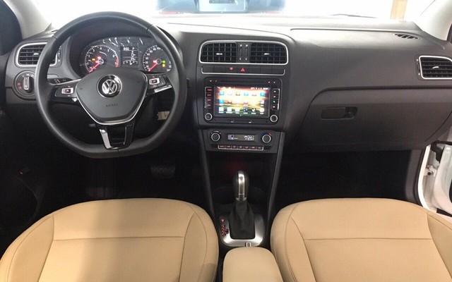 VW Polo thanh lý từ 549 triệu đồng - Xe Đức cạnh tranh Toyota Vios và Honda City - Ảnh 3.