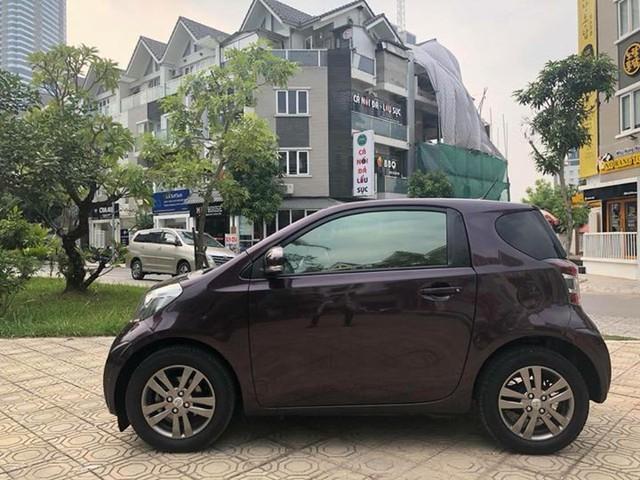 Toyota IQ cũ - Xe cỏ nhưng giá không nhỏ cho dân chơi Việt thích hàng độc - Ảnh 2.