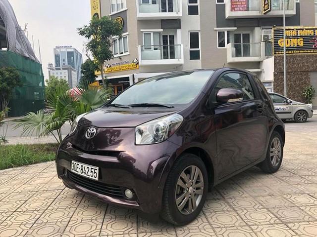 Toyota IQ cũ - Xe cỏ nhưng giá không nhỏ cho dân chơi Việt thích hàng độc - Ảnh 6.