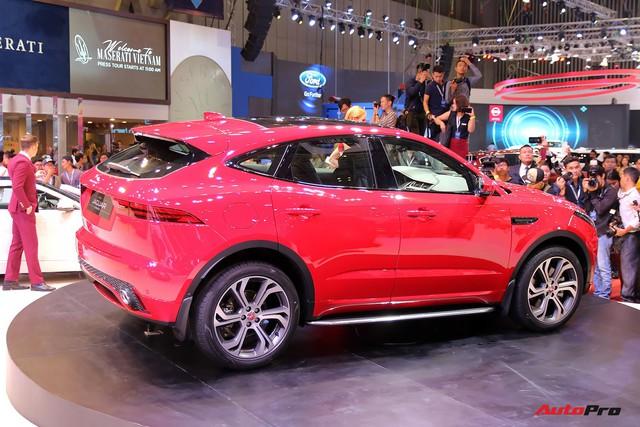Giá từ gần 3 tỷ đồng, Jaguar E-PACE cạnh tranh sòng phẳng Porsche Macan tại Việt Nam - Ảnh 6.