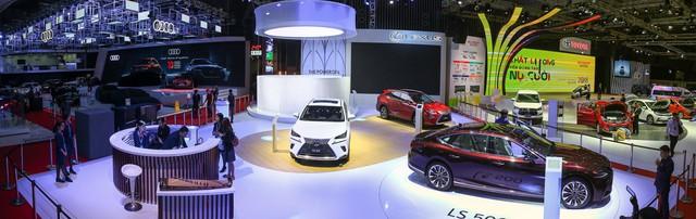 """Lexus dành cho thượng khách """"trải nghiệm tuyệt vời"""" như thế nào? - Ảnh 1."""