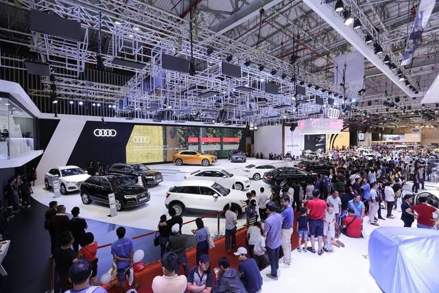 Người Việt bỏ núi tiền mua gần 900 xe chỉ trong 5 ngày VMS 2018 - Ảnh 3.