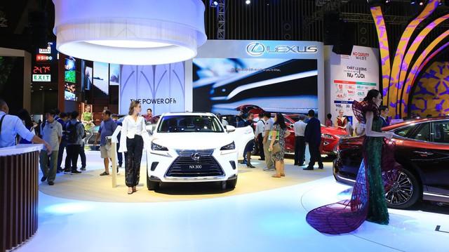 """Lexus dành cho thượng khách """"trải nghiệm tuyệt vời"""" như thế nào?"""