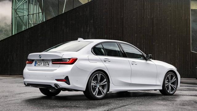Mải mê VinFast nhưng đừng quên BMW 3-Series 2019 cũng ra mắt cách đó không xa - Ảnh 9.