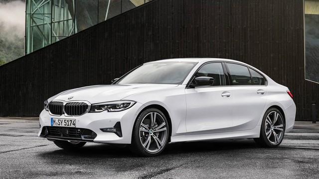 Mải mê VinFast nhưng đừng quên BMW 3-Series 2019 cũng ra mắt cách đó không xa - Ảnh 11.