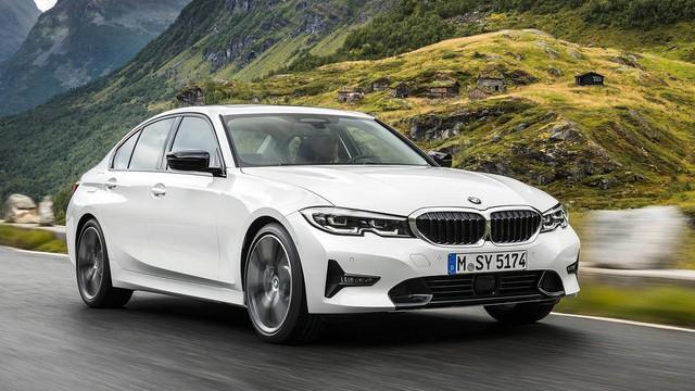 Mải mê VinFast nhưng đừng quên BMW 3-Series 2019 cũng ra mắt cách đó không xa - Ảnh 2.