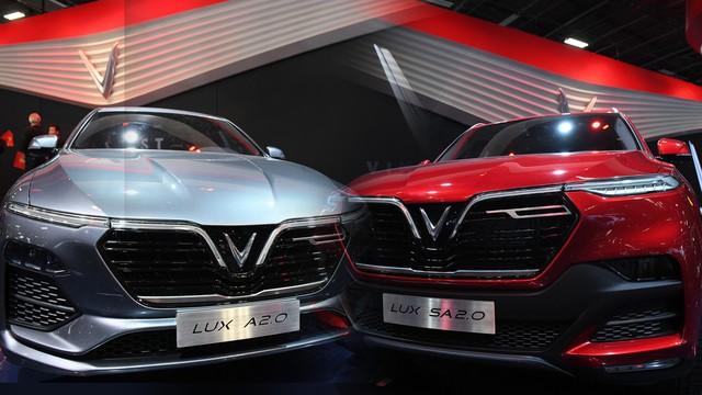 """VinFast được vinh danh giải thưởng """"Ngôi sao mới"""" tại Paris Motor Show. - Ảnh 2."""