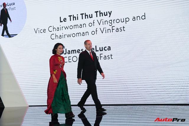 Nữ tướng VinFast: 365 ngày tới, tốc độ sẽ phải nhanh hơn rất nhiều để biến giấc mơ xe Việt thành hiện thực - Ảnh 2.