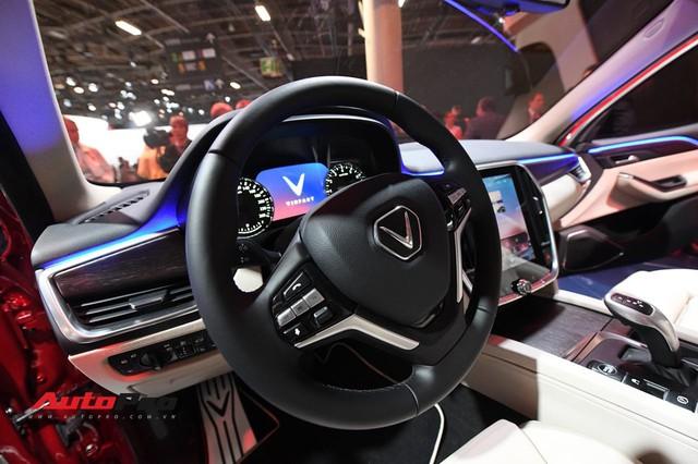 Bóc tách option trên xe VinFast: Thay đổi so với thiết kế ban đầu và những điều ít ai biết - Ảnh 8.