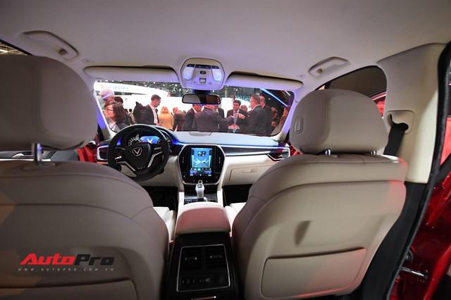 Bóc tách option trên xe VinFast: Thay đổi so với thiết kế ban đầu và những điều ít ai biết - Ảnh 12.