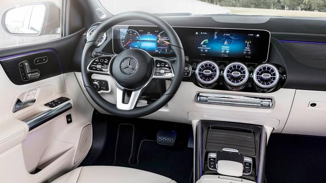 Ra mắt Mercedes-Benz B-Class 2019: Giữ lại ngoại thất, lột xác nội thất - Ảnh 4.