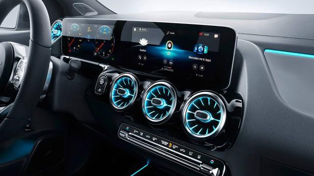Ra mắt Mercedes-Benz B-Class 2019: Giữ lại ngoại thất, lột xác nội thất - Ảnh 6.
