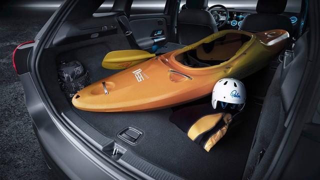 Ra mắt Mercedes-Benz B-Class 2019: Giữ lại ngoại thất, lột xác nội thất - Ảnh 7.