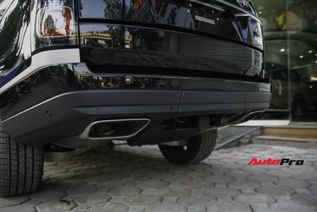 Diện kiến Range Rover Autobiography LWB 2018 phiên bản động cơ mạnh nhất giá 14 tỷ đồng tại Việt Nam - Ảnh 6.
