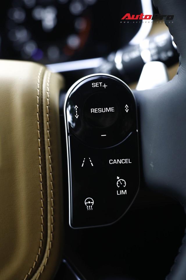 Diện kiến Range Rover Autobiography LWB 2018 phiên bản động cơ mạnh nhất giá 14 tỷ đồng tại Việt Nam - Ảnh 13.