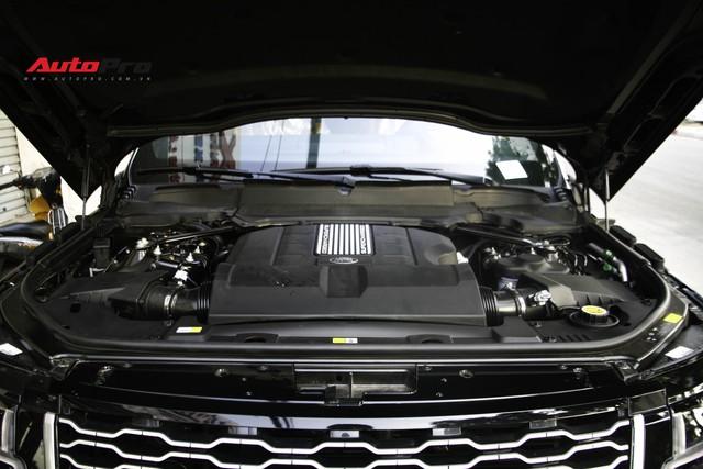 Diện kiến Range Rover Autobiography LWB 2018 phiên bản động cơ mạnh nhất giá 14 tỷ đồng tại Việt Nam - Ảnh 12.