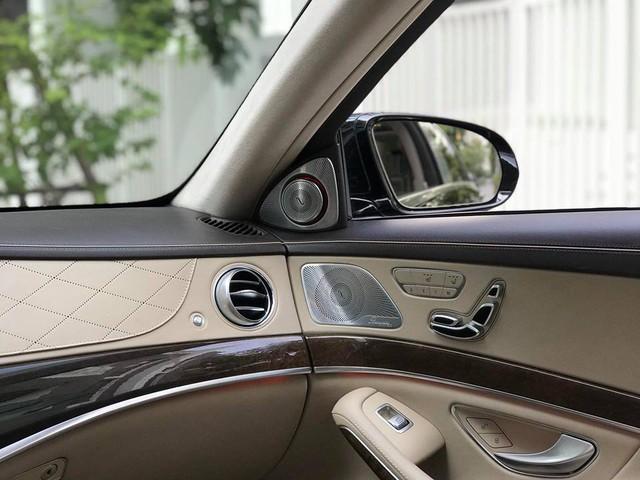 Mercedes-Benz S500 chạy 4 vạn km độ như Maybach S450 đời mới rao bán gần 4 tỷ đồng - Ảnh 12.
