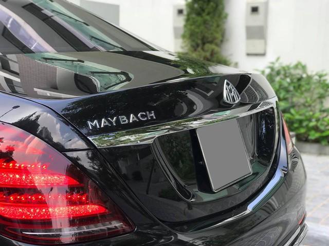 Mercedes-Benz S500 chạy 4 vạn km độ như Maybach S450 đời mới rao bán gần 4 tỷ đồng - Ảnh 8.