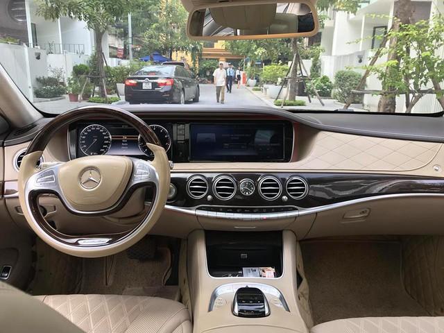 Mercedes-Benz S500 chạy 4 vạn km độ như Maybach S450 đời mới rao bán gần 4 tỷ đồng - Ảnh 11.