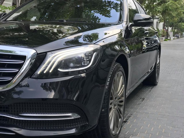 Mercedes-Benz S500 chạy 4 vạn km độ như Maybach S450 đời mới rao bán gần 4 tỷ đồng - Ảnh 4.