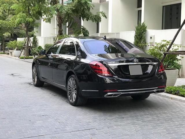 Mercedes-Benz S500 chạy 4 vạn km độ như Maybach S450 đời mới rao bán gần 4 tỷ đồng - Ảnh 5.