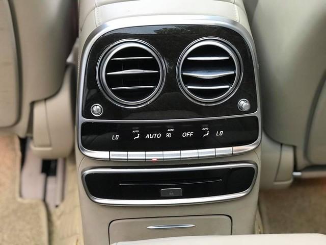 Mercedes-Benz S500 chạy 4 vạn km độ như Maybach S450 đời mới rao bán gần 4 tỷ đồng - Ảnh 15.