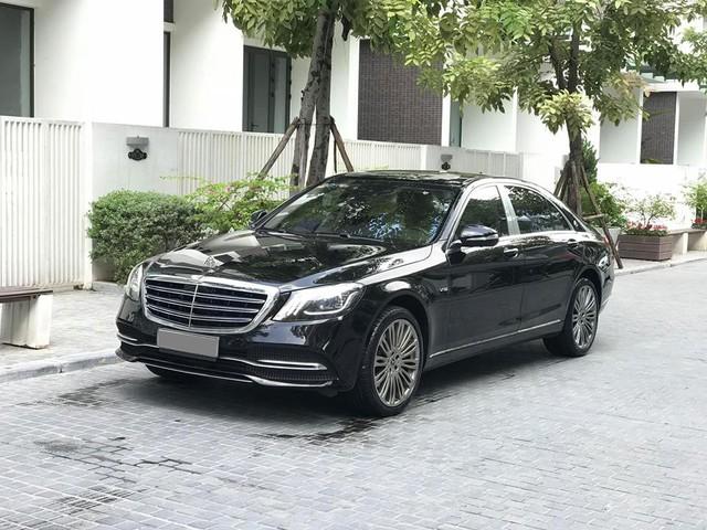 Mercedes-Benz S500 chạy 4 vạn km độ như Maybach S450 đời mới rao bán gần 4 tỷ đồng - Ảnh 2.