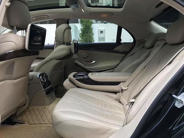 Mercedes-Benz S500 chạy 4 vạn km độ như Maybach S450 đời mới rao bán gần 4 tỷ đồng - Ảnh 14.