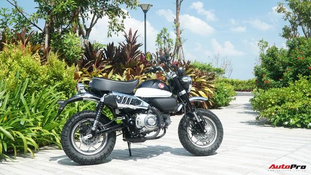 Chi tiết Honda Monkey - Xe khỉ giá ngang Honda SH - Ảnh 10.