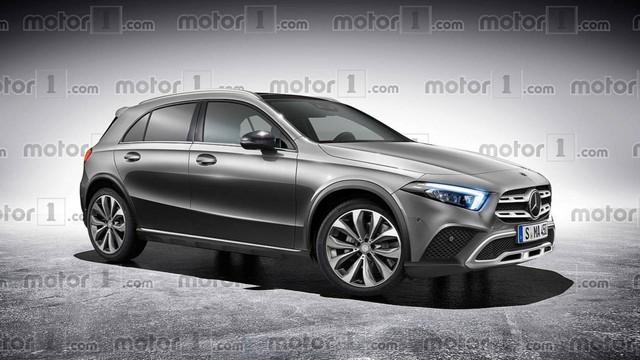 Đây là lộ trình ra mắt xe mới của Mercedes-Benz trong năm 2019 - Ảnh 4.