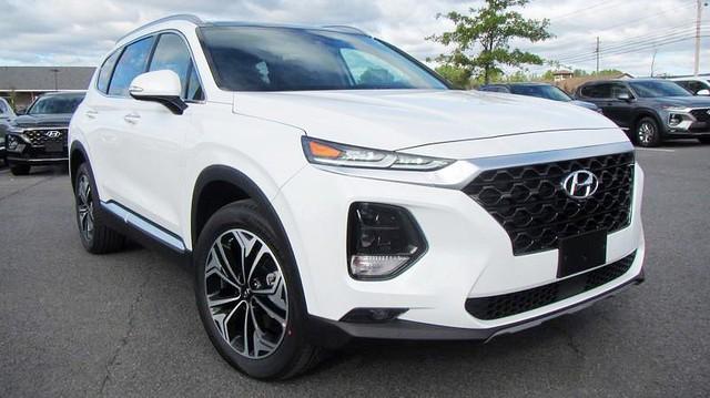 Hyundai Santa Fe 2019 rục rịch ra đại lý, giá tạm tính từ 1,1 tỷ đồng