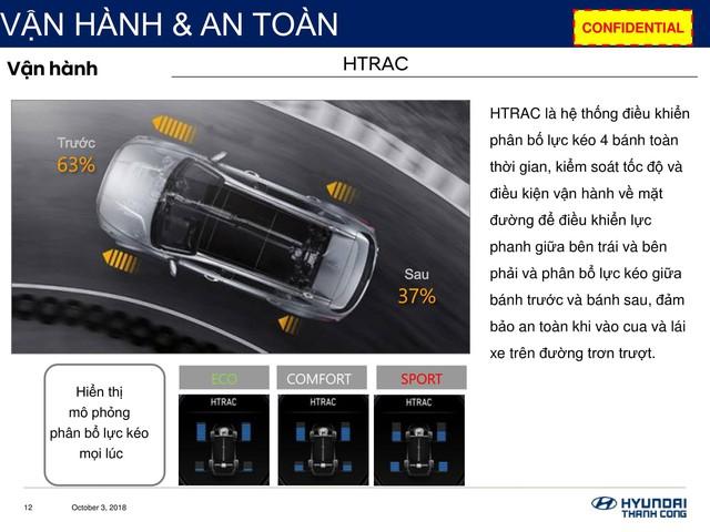 Chi tiết Hyundai Santa Fe 2019 sắp bán ở Việt Nam: Khung cứng hơn, động cơ mạnh hơn, hộp số hoàn toàn mới - Ảnh 8.