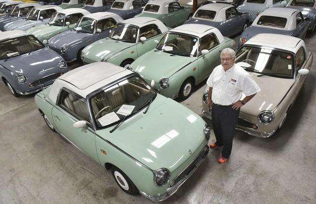 Khám phá bộ sưu tập xe Nhật dị nhất tại Mỹ - Ảnh 2.