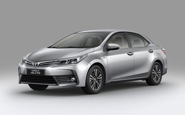 Toyota Corolla Altis tại Việt Nam nâng cấp loạt công nghệ an toàn, tăng giá gần 40 triệu đồng - Ảnh 1.