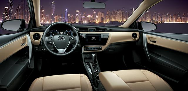 Toyota Corolla Altis tại Việt Nam nâng cấp loạt công nghệ an toàn, tăng giá gần 40 triệu đồng - Ảnh 2.