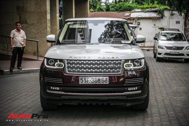 Range Rover Autobiography LWB biển số tứ quý phát với 2 tông màu lạ tại Sài Gòn - Ảnh 8.