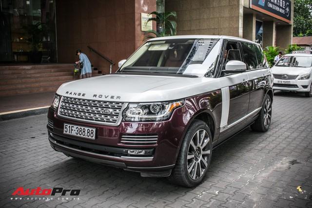 Range Rover Autobiography LWB biển số tứ quý phát với 2 tông màu lạ tại Sài Gòn - Ảnh 6.