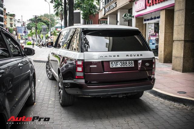 Range Rover Autobiography LWB biển số tứ quý phát với 2 tông màu lạ tại Sài Gòn - Ảnh 9.