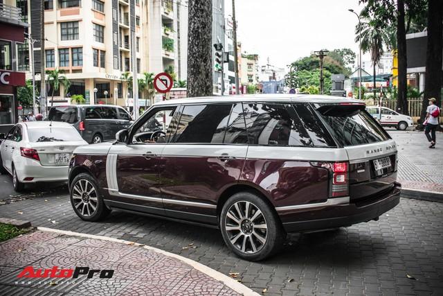 Range Rover Autobiography LWB biển số tứ quý phát với 2 tông màu lạ tại Sài Gòn - Ảnh 5.