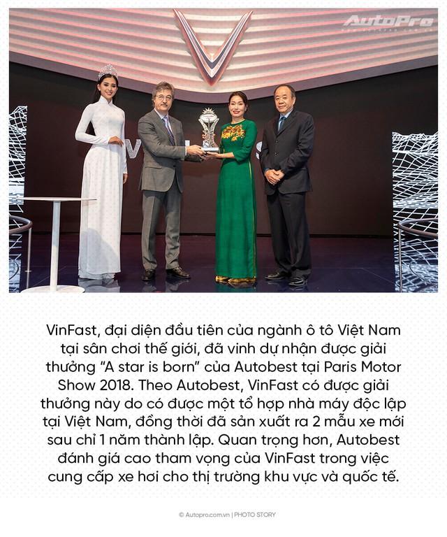 Tổ chức trao giải thưởng cho VinFast có ảnh hưởng tới 91% dân số tại châu Âu - Ảnh 8.