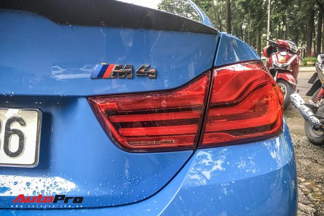 BMW M4 Coupe màu hiếm Yas Marina xuất hiện tại Sài Gòn - Ảnh 10.