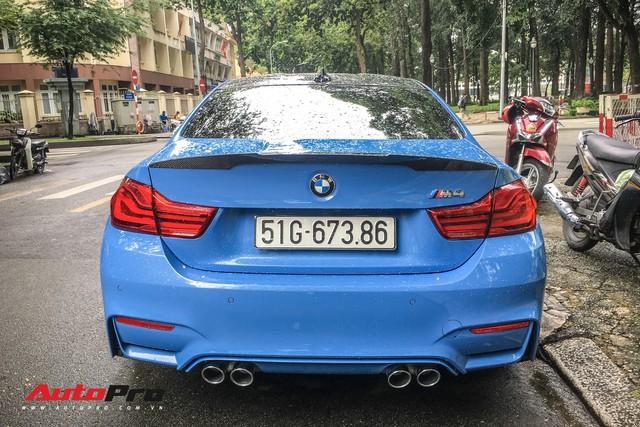 BMW M4 Coupe màu hiếm Yas Marina xuất hiện tại Sài Gòn - Ảnh 13.