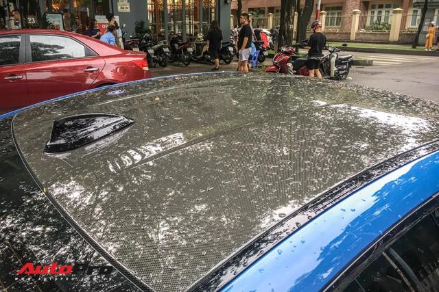 BMW M4 Coupe màu hiếm Yas Marina xuất hiện tại Sài Gòn - Ảnh 12.