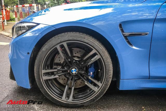 BMW M4 Coupe màu hiếm Yas Marina xuất hiện tại Sài Gòn - Ảnh 9.