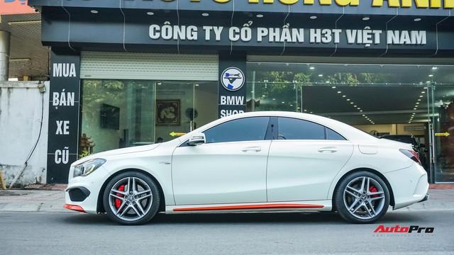 Chạy 7.000 km, Mercedes-Benz CLA 45 AMG giảm hơn 700 triệu đồng so với giá mua mới - Ảnh 3.