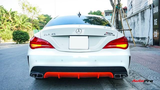 Chạy 7.000 km, Mercedes-Benz CLA 45 AMG giảm hơn 700 triệu đồng so với giá mua mới - Ảnh 5.