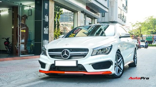 Chạy 7.000 km, Mercedes-Benz CLA 45 AMG giảm hơn 700 triệu đồng so với giá mua mới - Ảnh 17.