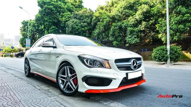 Chạy 7.000 km, Mercedes-Benz CLA 45 AMG giảm hơn 700 triệu đồng so với giá mua mới - Ảnh 7.