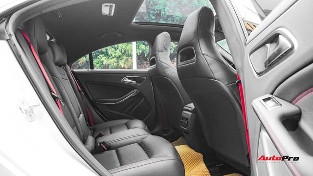 Chạy 7.000 km, Mercedes-Benz CLA 45 AMG giảm hơn 700 triệu đồng so với giá mua mới - Ảnh 15.